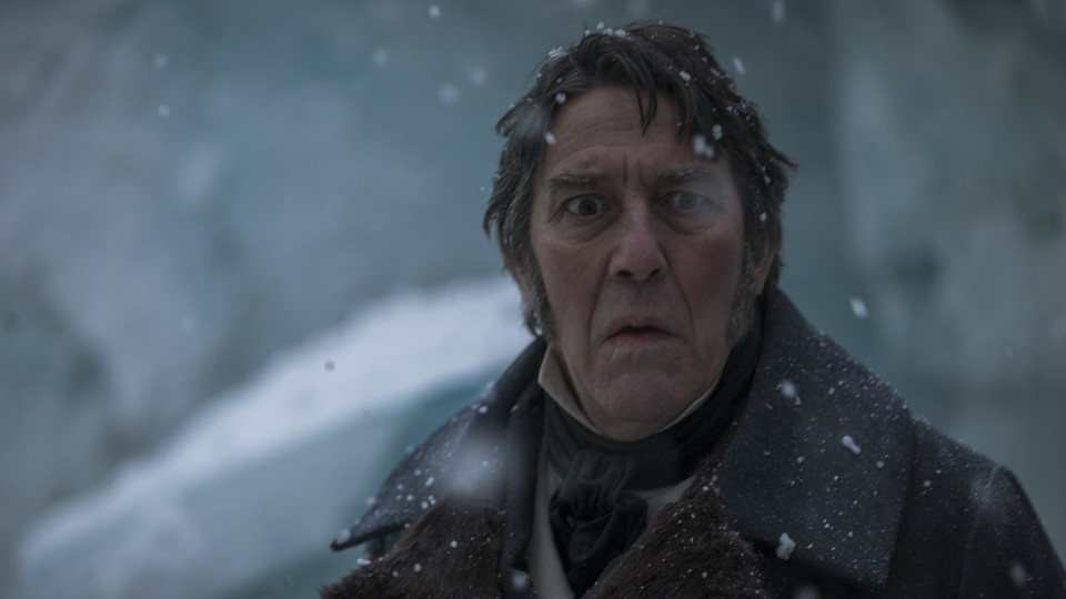 Ciarán Hinds as John Franklin - The Terror _ Season 1, Episode 3 - Photo Credit: Aidan Monaghan/AMC